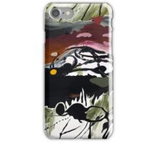 Abstract - paint iPhone Case/Skin