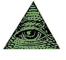 Illuminati Photographic Print