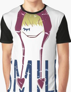 Remember my Smile Graphic T-Shirt