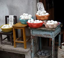 all kinds of eggs by offpeaktraveler