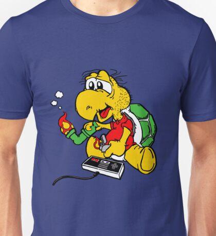 Video Games N' Mushrooms Unisex T-Shirt
