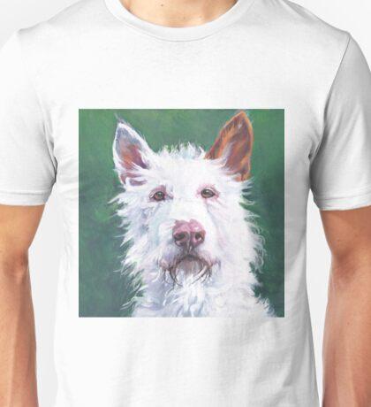 Ibizan Hound Fine Art Painting Unisex T-Shirt