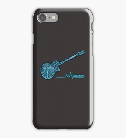 Band Nn iPhone Case/Skin