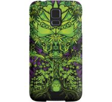 Marijuana Love Tree Samsung Galaxy Case/Skin