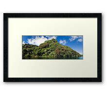 Rata for Christmas Framed Print
