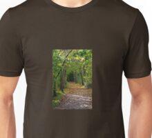 Riverside walk, Totnes Unisex T-Shirt
