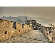 Great Wall Photographic Print