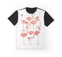 Flamingo's Graphic T-Shirt