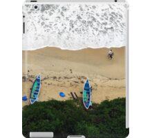 sea view iPad Case/Skin