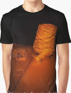 Dust in the Wind Graphic T-Shirt