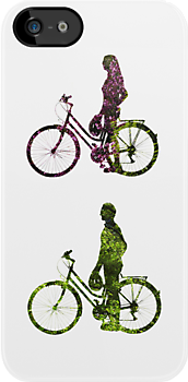 Green Transport - iPhone by Andrew Bret Wallis