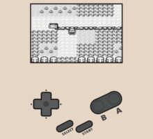 Pokèmon Red & Blue - Route 1 by Skulltech