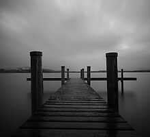 Melancholy Winter by Luke Griffin