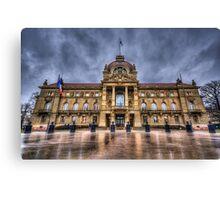 Palais du Rhin Canvas Print