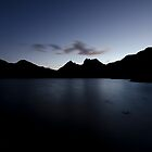 Cradle Mountain Twilight by Damien Seidel