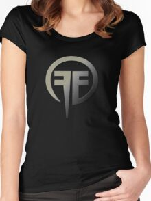 Fn Women's Fitted Scoop T-Shirt