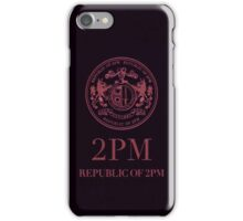 2PM K-Pop iPhone Case/Skin