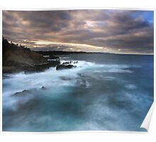 """Lost in Moments"" ∞ Bermagui, NSW - Australia Poster"