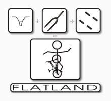 BMX Flatland by cRx45