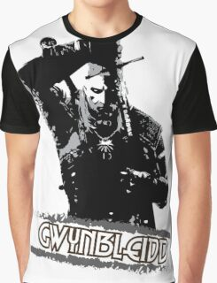 Gwynbleidd - the White Wolf Graphic T-Shirt