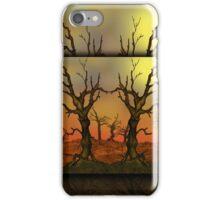 Cornucopia Fantasy Tree Illustration i pod and i phone case iPhone Case/Skin