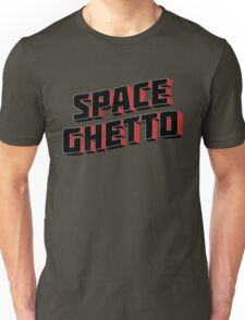 Greetings from Spaceghetto Unisex T-Shirt
