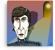 John Lennon Cartoon Caricature Canvas Print