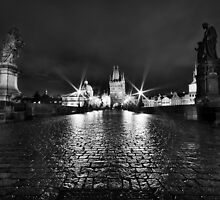 Charles' Bridge by Luke Griffin