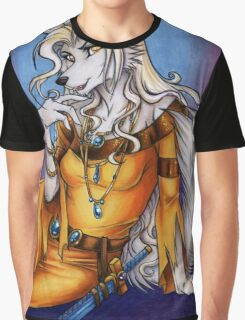 Golden Sorcha Werewolf  Graphic T-Shirt