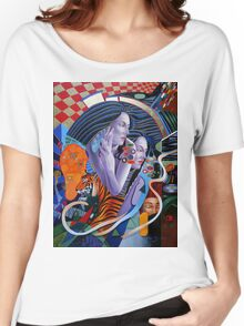 Kissed by a Rose Women's Relaxed Fit T-Shirt