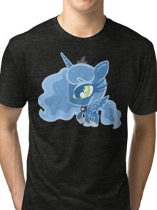 Weeny My Little Pony- Princess Luna Tri-blend T-Shirt