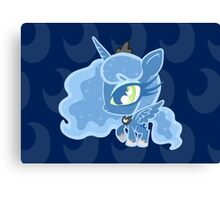 Weeny My Little Pony- Princess Luna Canvas Print
