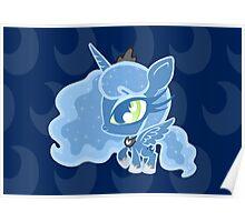 Weeny My Little Pony- Princess Luna Poster
