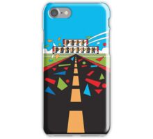 Arcade: Pole Position iPhone Case/Skin