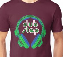 Dubstep Headphones T-Shirt Unisex T-Shirt