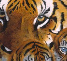 Mother Cubs Sticker