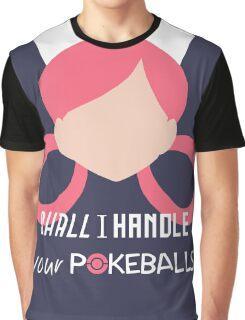 Nurse Joy - Pokemon Graphic T-Shirt