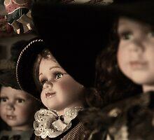 dolls I by ARTistCyberello