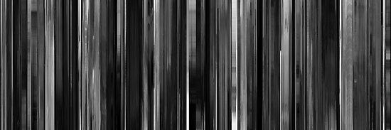 Moviebarcode: Das weiße Band (2009) by moviebarcode