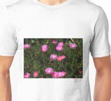 Flower Garden in Immantag Unisex T-Shirt