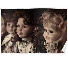 dolls IV Poster