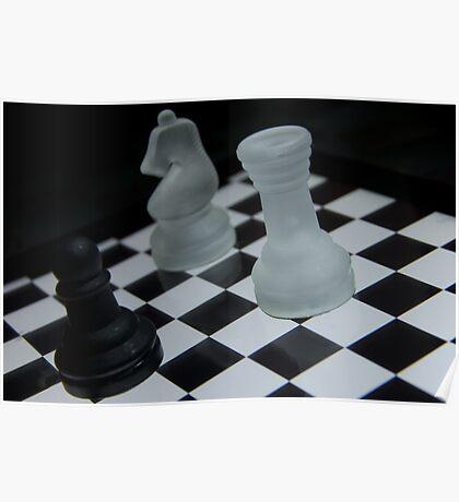 Chess Challenge Poster