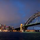 Sydney Harbour Bridge  by 4thdayimages