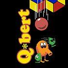 Arcade: Qbert by ccorkin