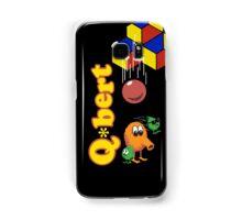 Arcade: Qbert Samsung Galaxy Case/Skin