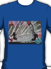 Capacity for Submissive Behavior - Transparency T-Shirt