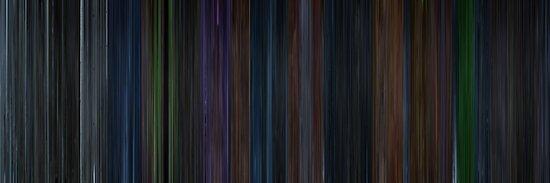 Moviebarcode: Corpse Bride (2005) by moviebarcode
