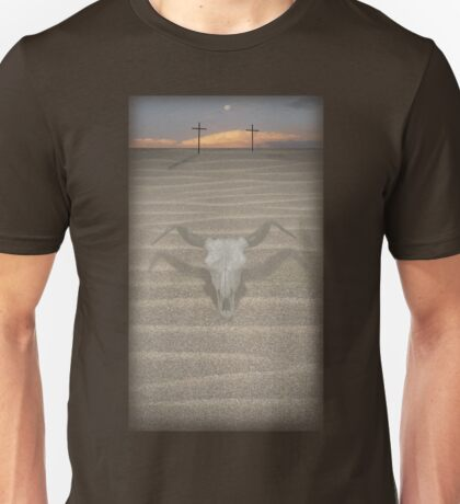 Hung Out to Dry - Transparency Unisex T-Shirt