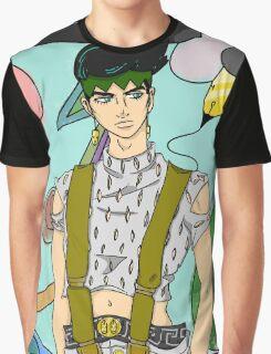 Rohan Kishibe Graphic T-Shirt