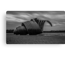 St Mary's Shell Canvas Print